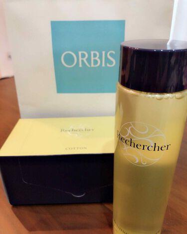 リフレッシングスキントナー/ORBIS/化粧水を使ったクチコミ(1枚目)