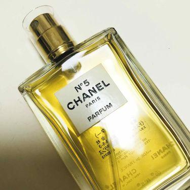 シャネル No.5パルファム/CHANEL/香水(レディース)を使ったクチコミ(1枚目)