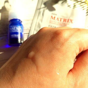 MATRIX エキス/DDS/美容液を使ったクチコミ(4枚目)