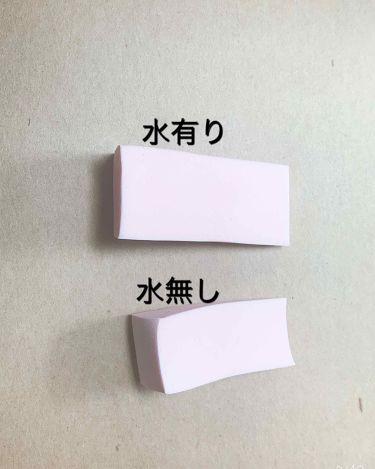 cosumetic puff/DAISO/その他を使ったクチコミ(3枚目)