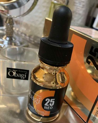 オバジC25セラム ネオ/ロート製薬/美容液を使ったクチコミ(1枚目)