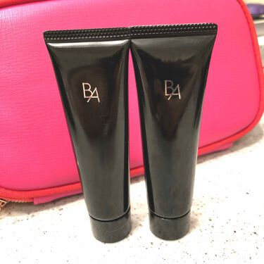 B.A ウォッシュ/B.A/洗顔フォームを使ったクチコミ(1枚目)