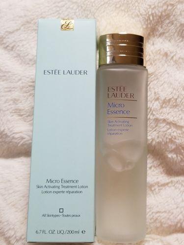 マイクロ エッセンス ローション/ESTEE LAUDER/化粧水を使ったクチコミ(1枚目)
