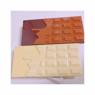 めいちゃん🎀💕さんの「MAKEUP REVOLUTION(メイクアップレボリューション)/アイラブメイクアップアイラブチョコレート<パウダーアイシャドウ>」を含むクチコミ