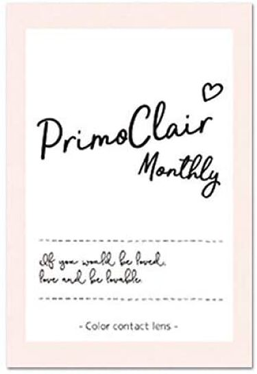 Primo Clair Monthly Primo Clair Monthly
