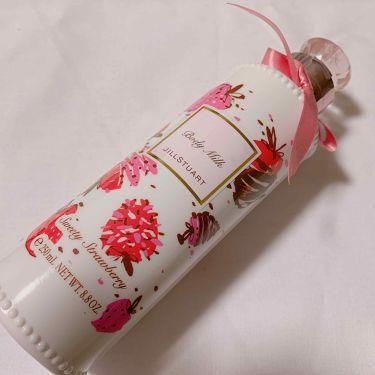 ジルスチュアート リラックス ボディミルク/JILL STUART/ボディローション・ミルクを使ったクチコミ(2枚目)