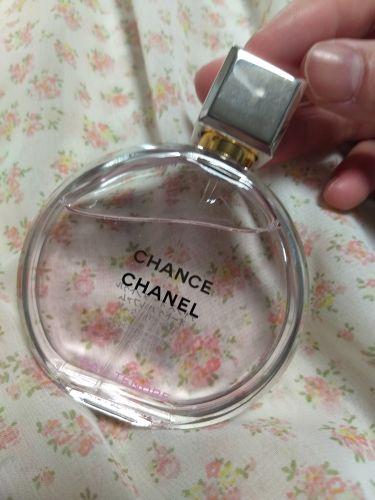 チャンス オー タンドゥル オードゥ パルファム/CHANEL/香水(レディース)を使ったクチコミ(1枚目)