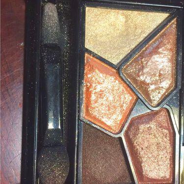 カラーシャスダイヤモンド/KATE/パウダーアイシャドウを使ったクチコミ(3枚目)