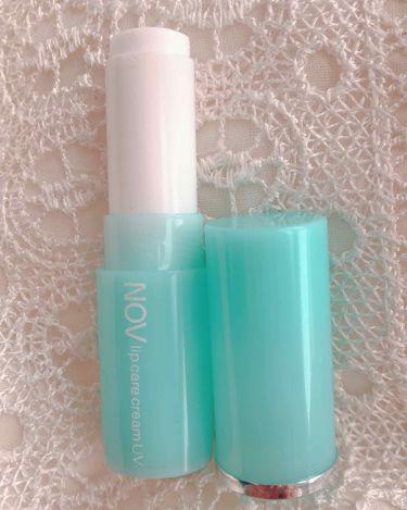 リップケアクリーム UV/NOV/リップケア・リップクリームを使ったクチコミ(2枚目)