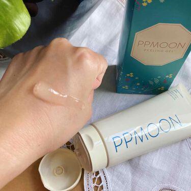 潤いピーリングゲルSK/PPMOON/ピーリングを使ったクチコミ(2枚目)