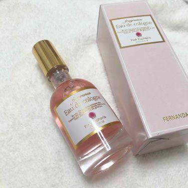 オーデコロン ピンクエウフォリア/フェルナンダ/香水(レディース)を使ったクチコミ(2枚目)