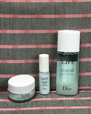 ライフ ソルベ エッセンス/Dior/美容液を使ったクチコミ(3枚目)