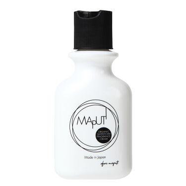 オーガニックフレグランスホワイトクリーム MAPUTI MAPUTI