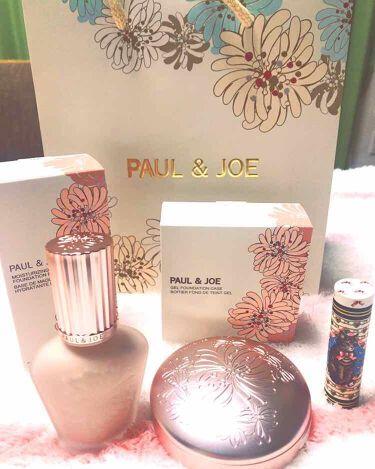 ゆりさんの「ポール & ジョー ボーテエクラタン ジェル ファンデーション N<クリーム・エマルジョンファンデーション>」を含むクチコミ