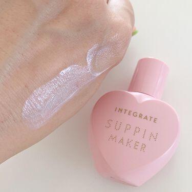 【画像付きクチコミ】#すっぴんメイカーCCリキッドふって使うタイプのCCリキッドお肌に乗せると、伸びが良くレフ板効果?でお肌が明るく綺麗に見える!これ塗ってお粉で仕上げてますがナチュラルベースが簡単にできる!ピンクのハートボトルもかわいくてお気に入りイン...