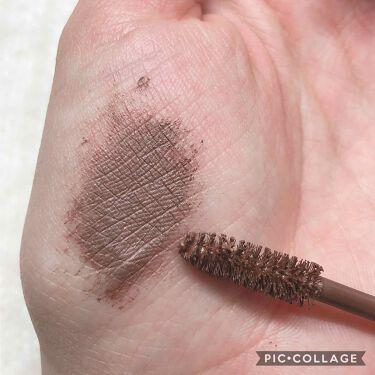 キスミー ヘビーローテーション カラーリングアイブロウ/ヘビーローテーション/眉マスカラを使ったクチコミ(4枚目)
