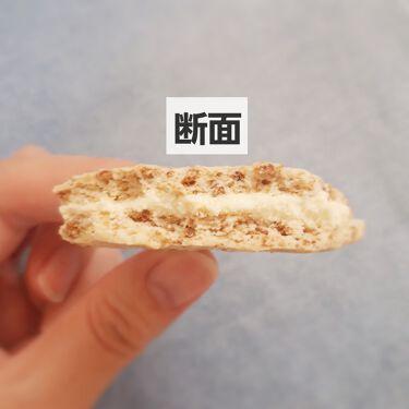 バランスアップ クリーム玄米ブラン クリームチーズ/アサヒフードアンドヘルスケア/食品を使ったクチコミ(3枚目)