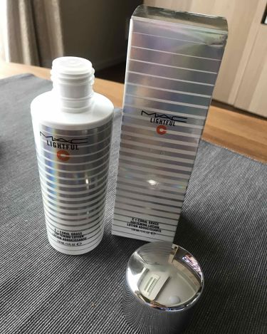 ライトフル C+ ソフニング ローション/M・A・C/化粧水を使ったクチコミ(1枚目)