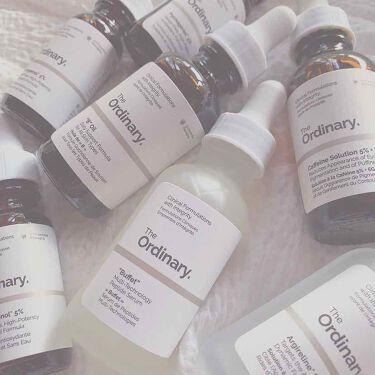 Caffeine Solution 5% + EGCG/The Ordinary/美容液 by みらんじゅ
