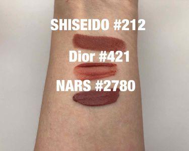 ヴィジョナリー ジェルリップスティック/SHISEIDO/口紅を使ったクチコミ(2枚目)