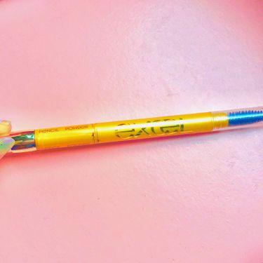 パウダー&ペンシル アイブロウEX/excel/アイブロウペンシルを使ったクチコミ(1枚目)