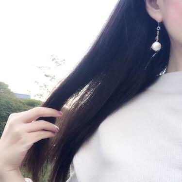 【画像付きクチコミ】mogans(モーガンズ)のヘアケアは私はすごく好きです。ハリコシが髪にすごく出るので、トップの髪も立ち上がってボリュームがアップするように感じています。モイスト&フォレストは、フレッシュな香りのするシャンプー。頭皮が弱い方、敏感な方...