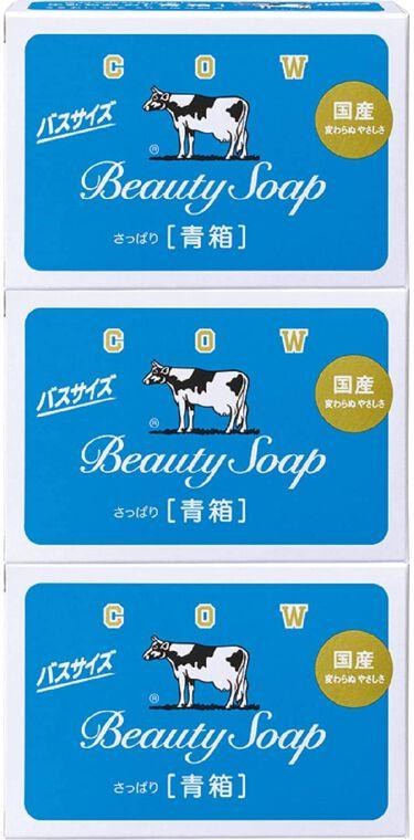 牛乳石鹸 牛乳石鹸