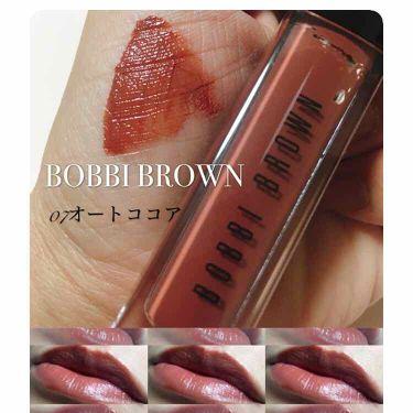 クラッシュド リキッド リップ/BOBBI BROWN/リップグロス by かぽ