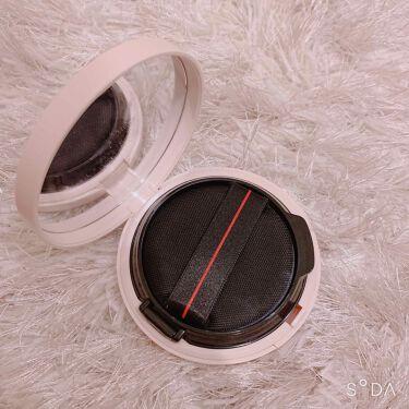 シンクロスキン トーンアップ プライマーコンパクト/SHISEIDO/化粧下地を使ったクチコミ(2枚目)