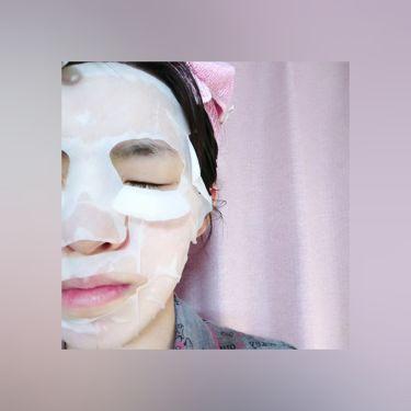 ベイビッシュ ホワイトマスク/クリアターン/シートマスク・パックを使ったクチコミ(2枚目)