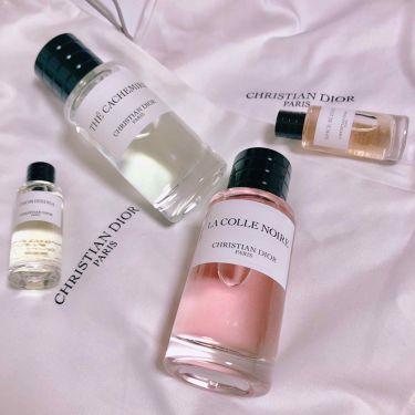メゾン クリスチャン ディオール ラ コル ノワール/Dior/香水(レディース)を使ったクチコミ(1枚目)
