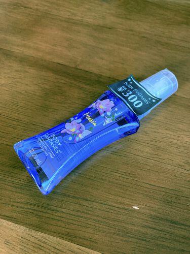 ボディスプレー フリージア/ボディファンタジー/香水(レディース)を使ったクチコミ(1枚目)