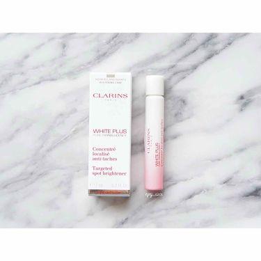 クラランス ホワイト-プラス ブライト ロールオン/CLARINS/美容液を使ったクチコミ(1枚目)