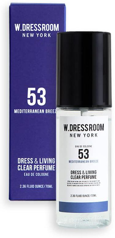 ドレス&リビング クリーン パフューム No.53 メジタレイニアン ブリーズ