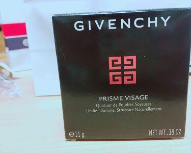 プリズム・ヴィザージュ/GIVENCHY/プレストパウダーを使ったクチコミ(2枚目)