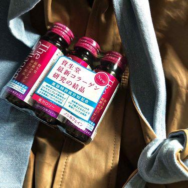 ザ コラーゲンW/SHISEIDO/美肌サプリメントを使ったクチコミ(1枚目)
