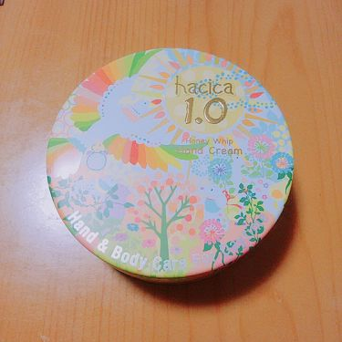ハニーホイップ ハンドクリーム1.0/hacica/ハンドクリーム・ケアを使ったクチコミ(1枚目)