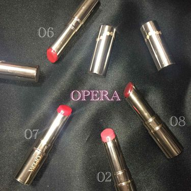 Meiさんの「オペラリップティント<口紅>」を含むクチコミ