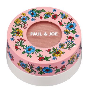 2021/1/5発売 PAUL & JOE BEAUTE ジェル ブラッシュ(1/5限定発売)
