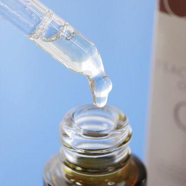 プラセンタCオイル美容液/シミウス/美容液を使ったクチコミ(3枚目)