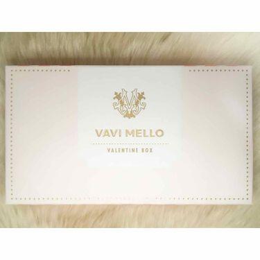 あやんちゅさんの「VAVI MELLO(バビメロ)バレンタインボックス<パウダーアイシャドウ>」を含むクチコミ