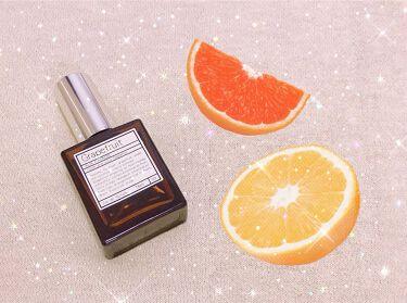 Eau de Parfum #09 Grapefruit (夏季限定)/AUX PARADIS /香水(レディース)を使ったクチコミ(1枚目)