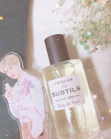L'ATELIER PERFUME/VT Cosmetics/香水(その他)を使ったクチコミ(1枚目)