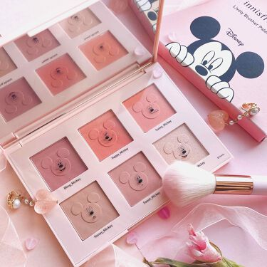 Lively Blusher Palette/innisfree/パウダーチーク by borotama