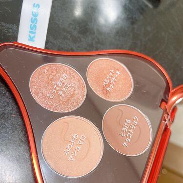 キスチョコレート プレイカラーアイズ/ETUDE/パウダーアイシャドウを使ったクチコミ(3枚目)