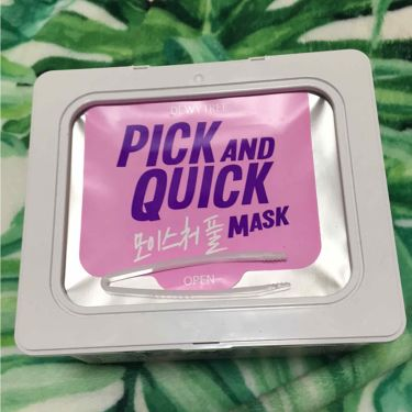 PICK&QUICK MASK
