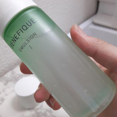 ドゥース エマルジョンⅠ/BENEFIQUE/乳液を使ったクチコミ(2枚目)