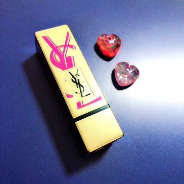 ルージュ ピュールクチュール/YVES SAINT LAURENT BEAUTE/口紅を使ったクチコミ(3枚目)