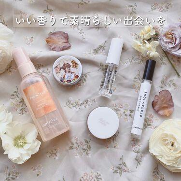 メイクミーハッピー ソリッドパフューム/キャンメイク/香水(レディース)を使ったクチコミ(5枚目)