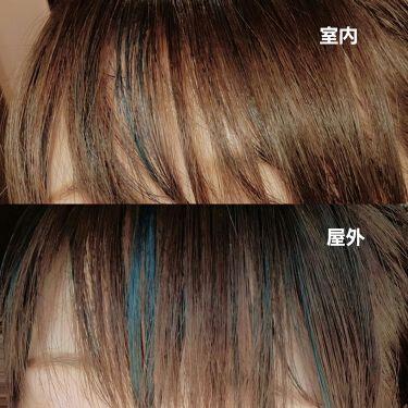 1-day hair tint/PAF/ヘアカラーを使ったクチコミ(2枚目)